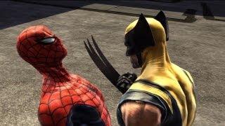 Spider-Man: Web Of Shadows Walkthrough Part 18