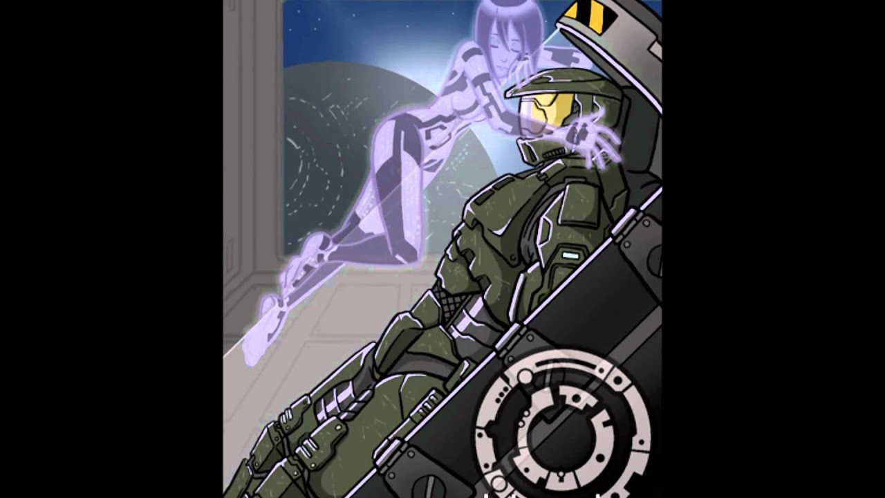 from Cayson cortana and master chief sex