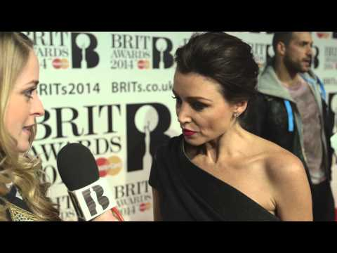 Danni Minogue | Fleur de Force at the BRITs 2014