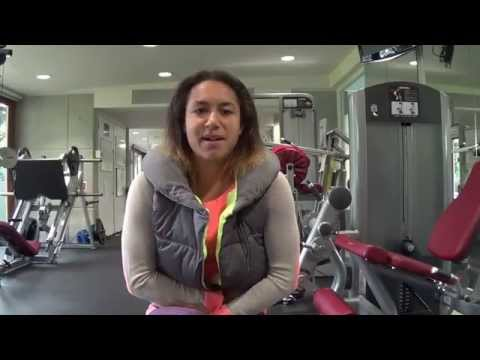 Heather Watson on mental focus