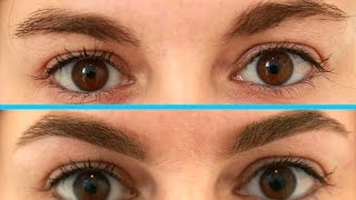 Women Get Their Eyebrows Waxed For The First Time
