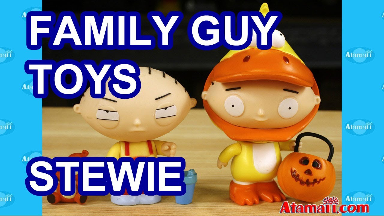 Cleveland Family Guy Toys : Family guy toys stewie and halloween toy