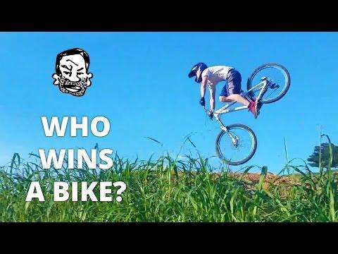 Who will win the MTB? - Win Seth's Bike Contest Finals