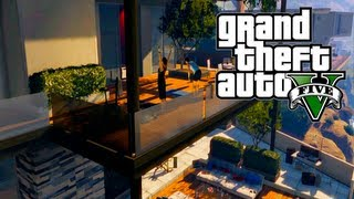 GTA 5 Online: How To Buy Penthouses, Garages & Houses