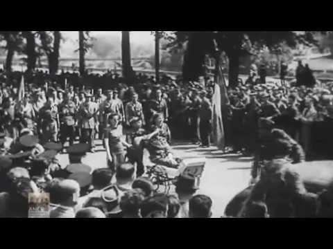 Piemonte Memoria n. 1 - Ricordi di guerra. Dino Sanlorenzo e Anna Maria Vietti