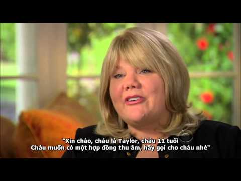 [Vietsub] Taylor Swift on 60 Minutes (2011)