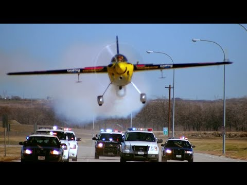 Airborne Texas 'pursuit' redefines high-speed