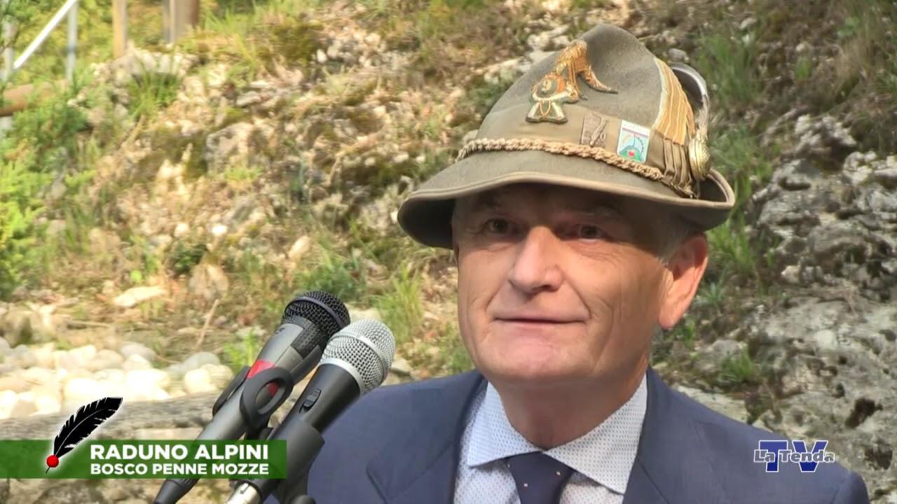 Raduno Alpini al Bosco delle Penne Mozze