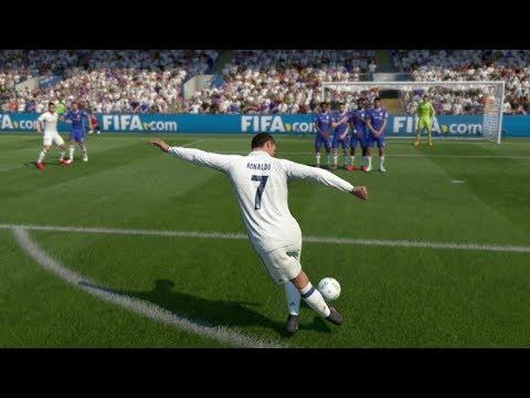 FIFA 17 TOP 10 BEST GOALS