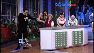 Leia Freitas Enseña Tanguita Roja HD