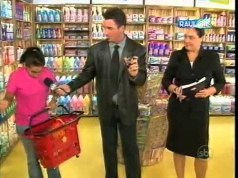 Raul Gil - A Melhor Doméstica do Brasil - Parte 1