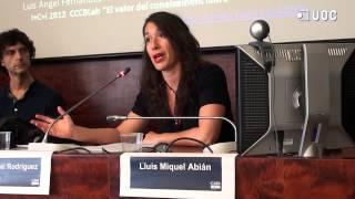Nicole Etchevers_II Seminari Els reptes de l'Edició Digital_10/10/2013