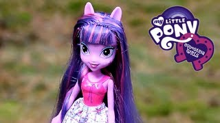 Twilight Sparkle Doll / Lalka Equestria Girls My