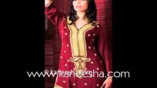 Indian Kurta Top Fashion, Designer Long Tunic Top