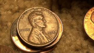 Coin Roll Hunting For The Wheat Back Penny, CRH My 3rd Box