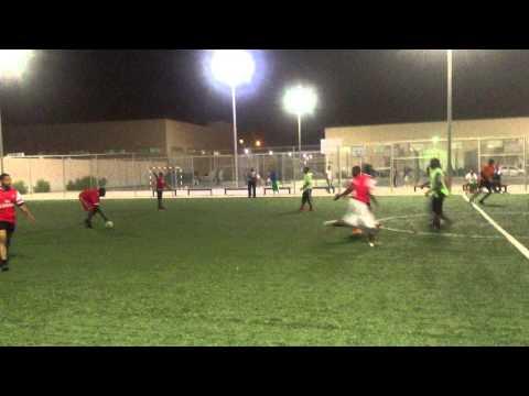 Nigeria United Football Club, KFUPM, Dhahran, Saudi Arabia: 5th End of Sem Match 1