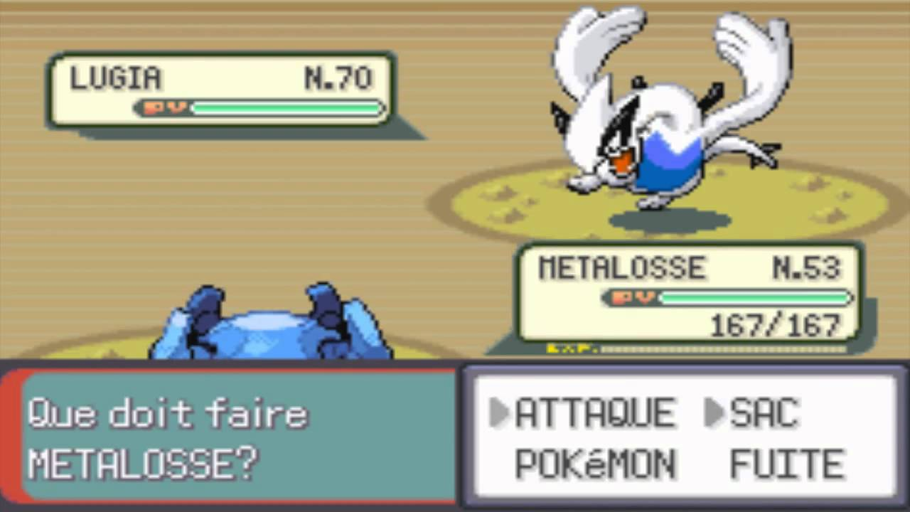 Code de rencontre pokemon emeraude