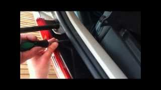 Ford Focus MK2 (UK) Replace Brake/indicator Light