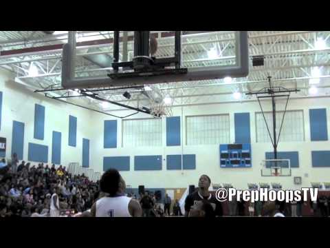 Josh Cunningham 2014 Chicago Morgan Park highlights at the Derrick Coleman Challenge