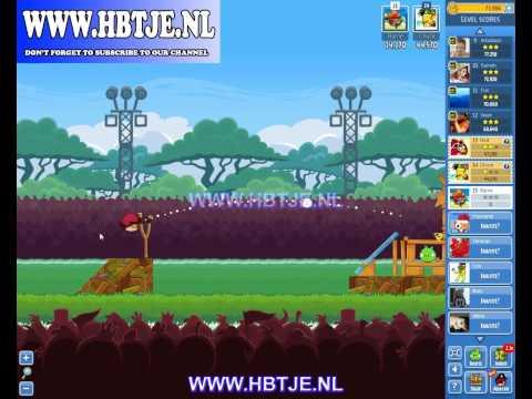 Angry Birds Friends Tournament Level 1 Week 106 (tournament 1) no power-ups