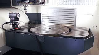 Калибровка ОЦ – линейные оси. Система Etalon LaserTRACER-NG.