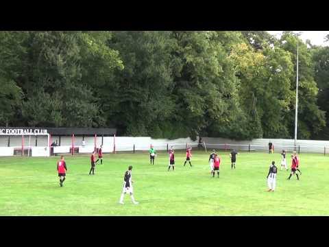 Tring Athletic v Hadley Highlights