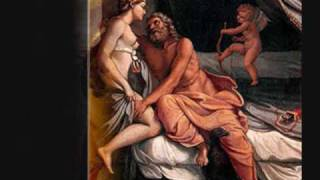 Zeus And His Love For Women