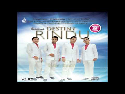 Preview Album Destiny - Bersama Rindu