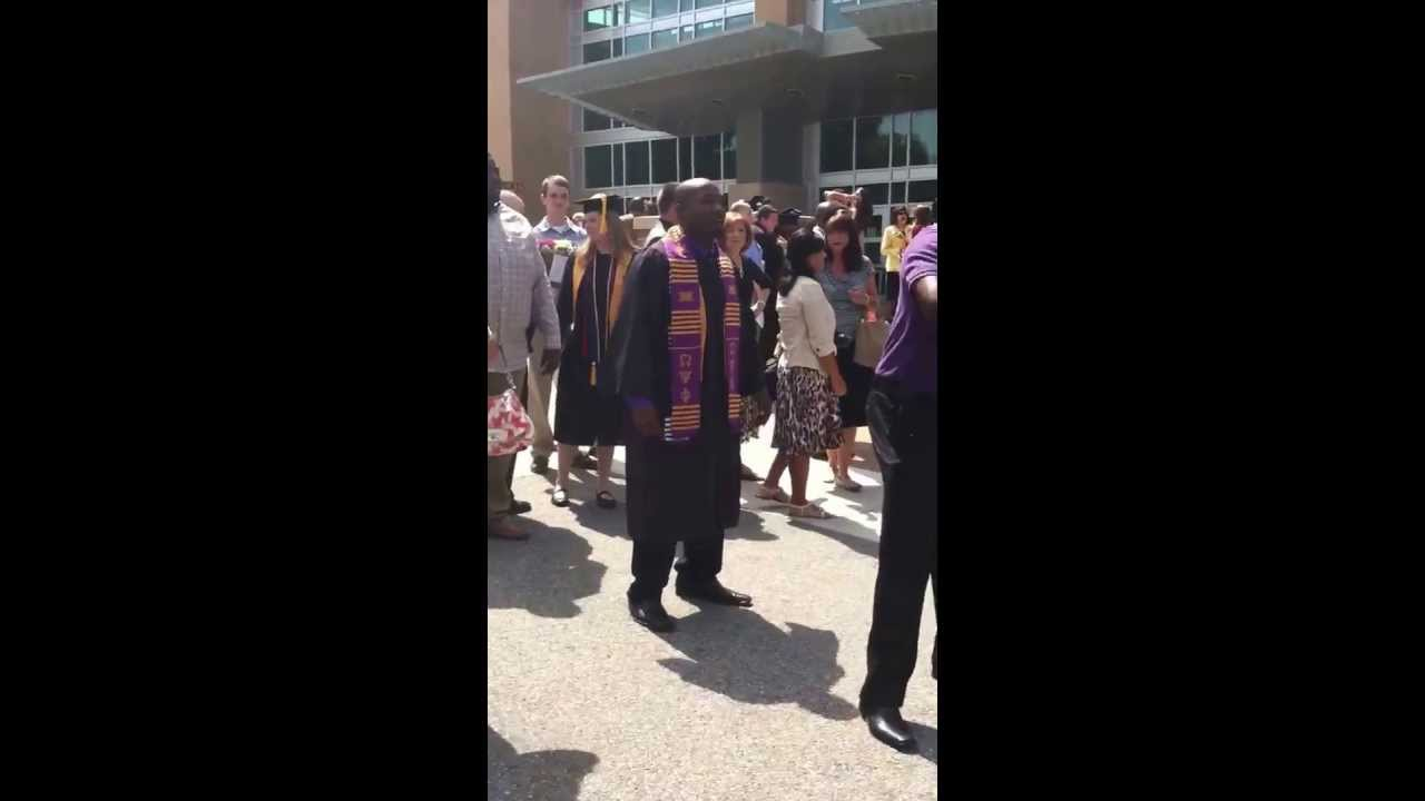 Image Result For Omega Psi Phi Graduation