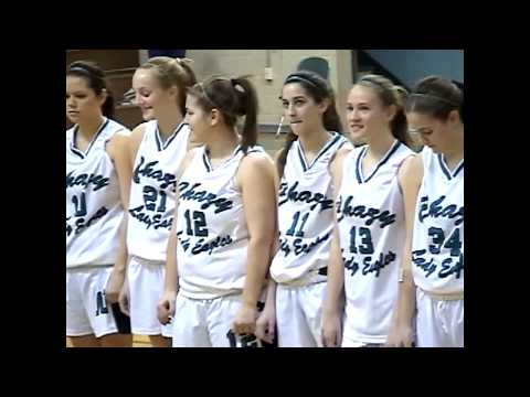 Chazy - Beekmantown Girls 1-26-08