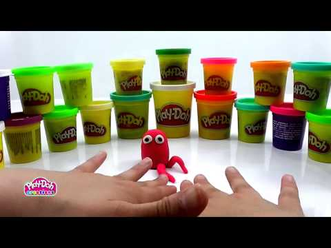 Play Doh Undersea Creations Hungry Hungry Hippo Eats Nemo Octopus Ocean Animals Disney Finding 720p