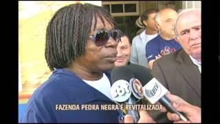 Fazenda s�mbolo da cefeicultura em Tr�s Pontas � revitalizada