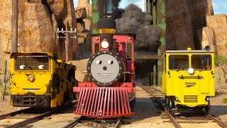 The Mine Adventure With Shawn the Train and Team | Train Videos For Children