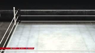 WWE2K14 Luke Harper Moveset