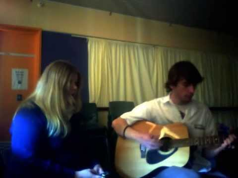 A Team Ed Sheeran (cover) Courtney & Aaron