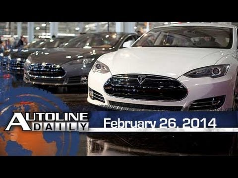 Tesla's Value Surges - Autoline Daily 1322
