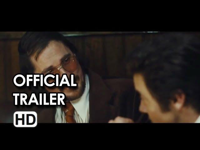 American Hustle Official Trailer #2 (2013) - Amy Adams, Jennifer Lawrence