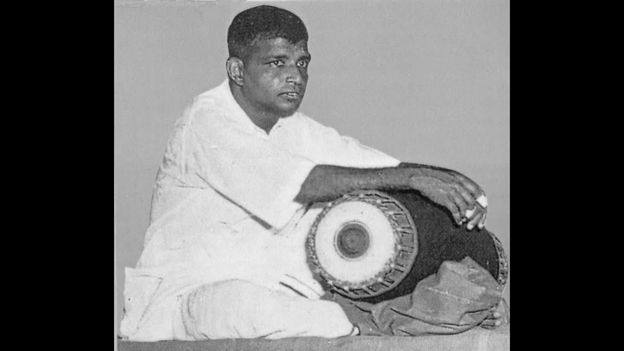 Palghat Mani Iyer Mridangam Thani Avarthanam (Solo)