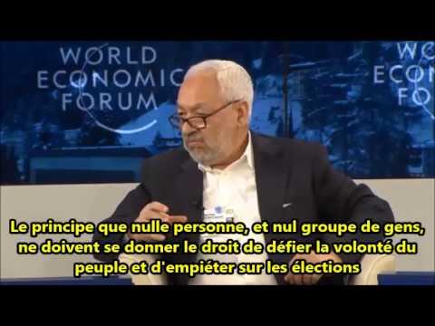 Altercation verbale entre Rached Ghannouchi et Amr Moussa à Davos