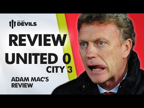 Glad It Wasn't 6-0! | Manchester United 0-3 Manchester City | REVIEW