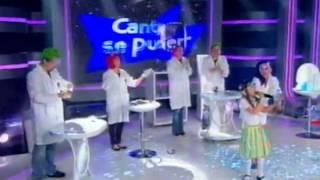 Maria Joaquina Leva Susto Em Prova