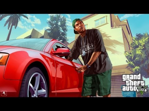 Dr. Dre feat. Snoop Dogg - Still Dre (Grand Theft Auto V Music Clip)