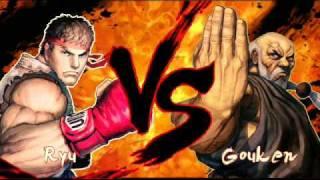 Super Street Fighter IV M.U.G.E.N (Hi-Res)