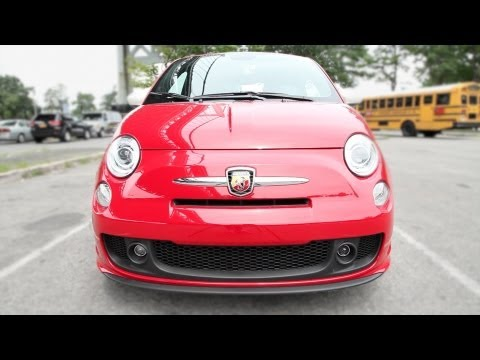 REVIEW: The 2014 Fiat 500 Abarth