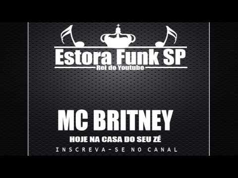 Mc Britney - Hoje Na Casa Do Seu Zé [LANÇAMENTO 2014] [DJ Napo]