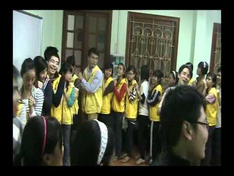 Tap huan Team _ Ban Doi Ngoai3. NEU.avi