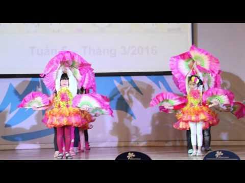 Múa: Mái trường mến yêu - Các BMSers lớp 1A4 - Tiểu học Ban Mai