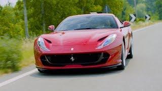 Ferrari 812 Superfast - Chris Harris Drives - Top Gear. Watch online.