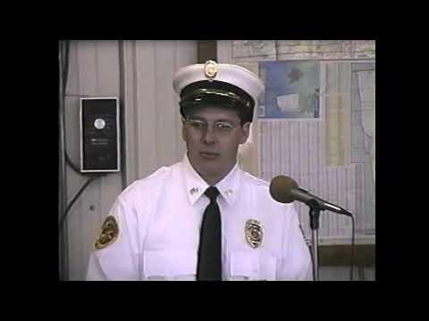 Champlain Fire Dept. Open House 5-25-02