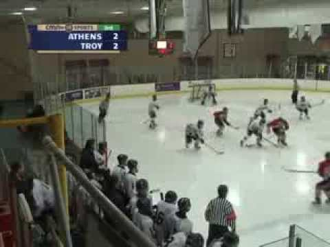 CMNtv Sports - Hockey - Troy vs Athens - Feb 8, 2014